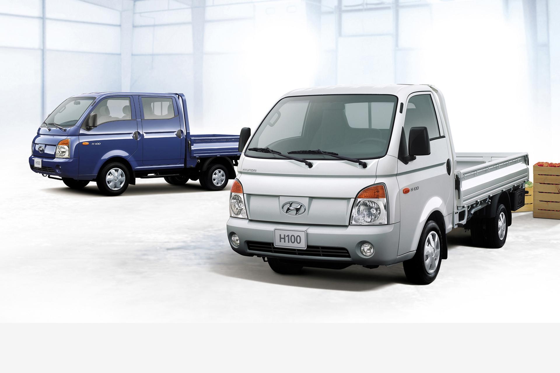 Hyundai H100 Picture # 62024