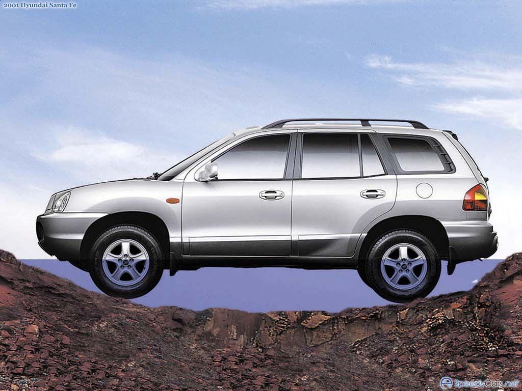 Hyundai Santa Fe Photos Photo Gallery Page 14 Carsbase Com