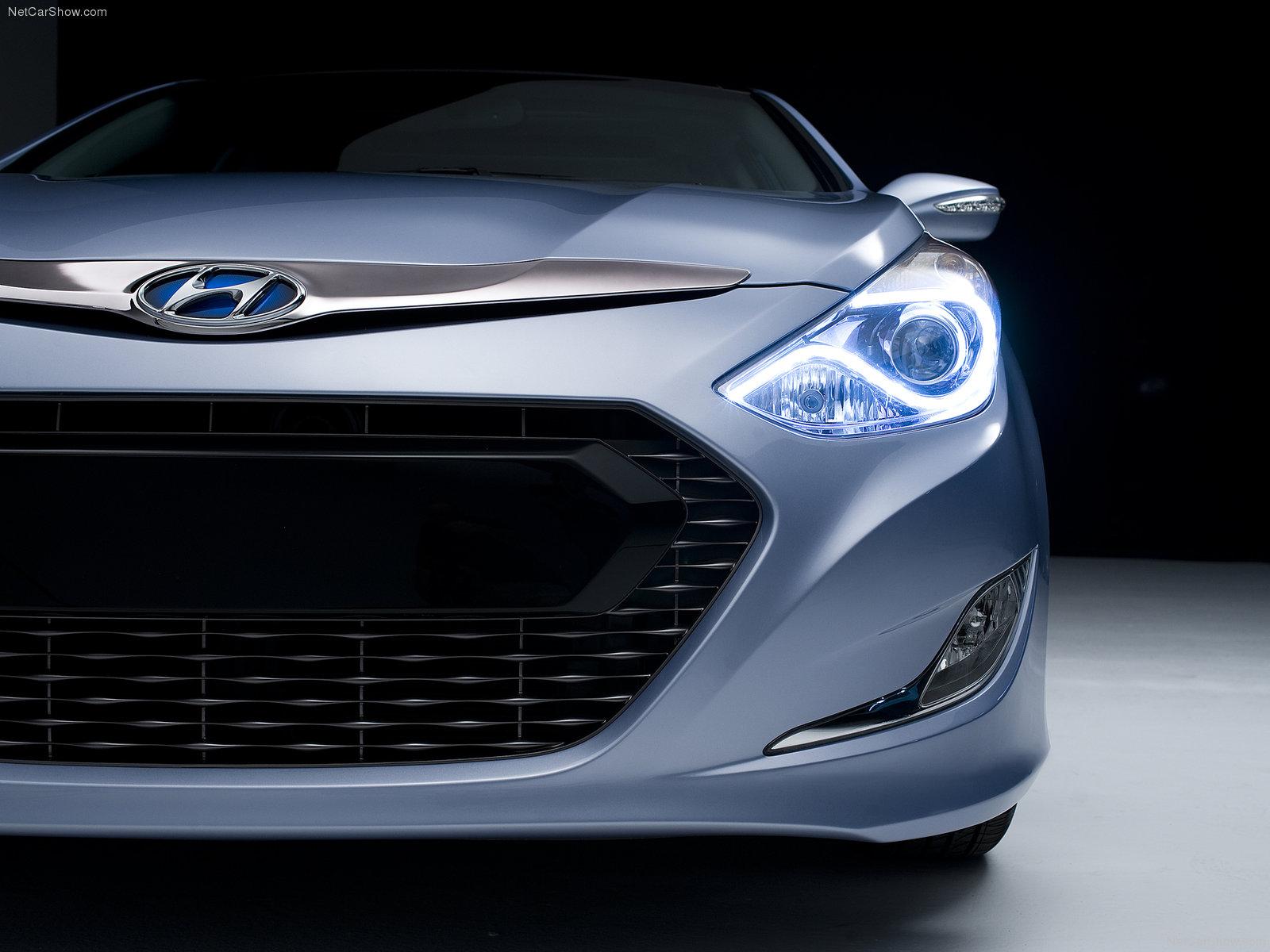 Hyundai Sonata Hybrid photo #72932