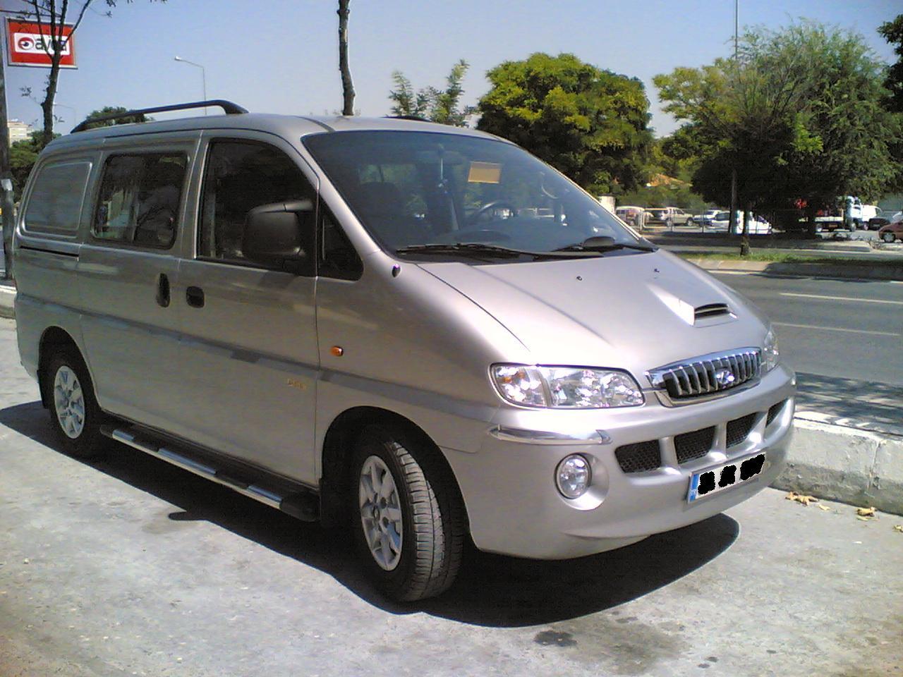 Hyundai Starex Picture 106252 Hyundai Photo Gallery