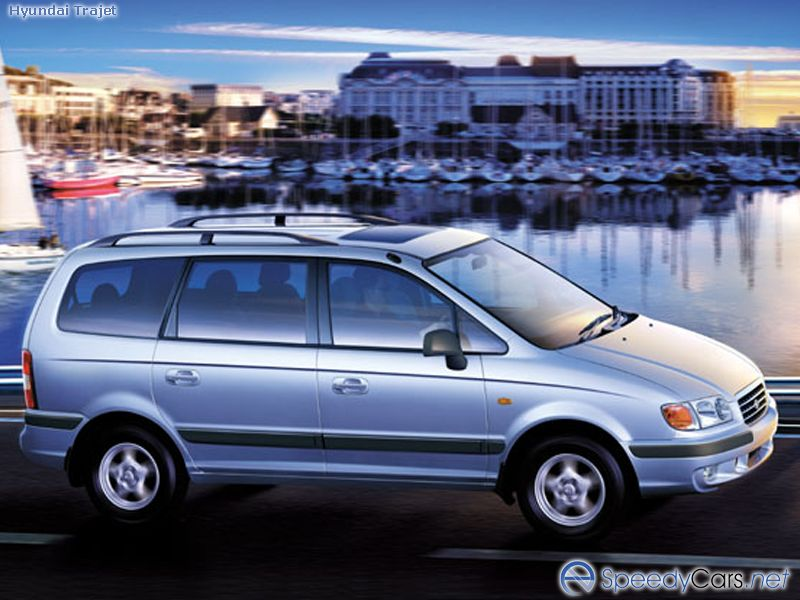 Hyundai Trajet - Каталог автомоб…