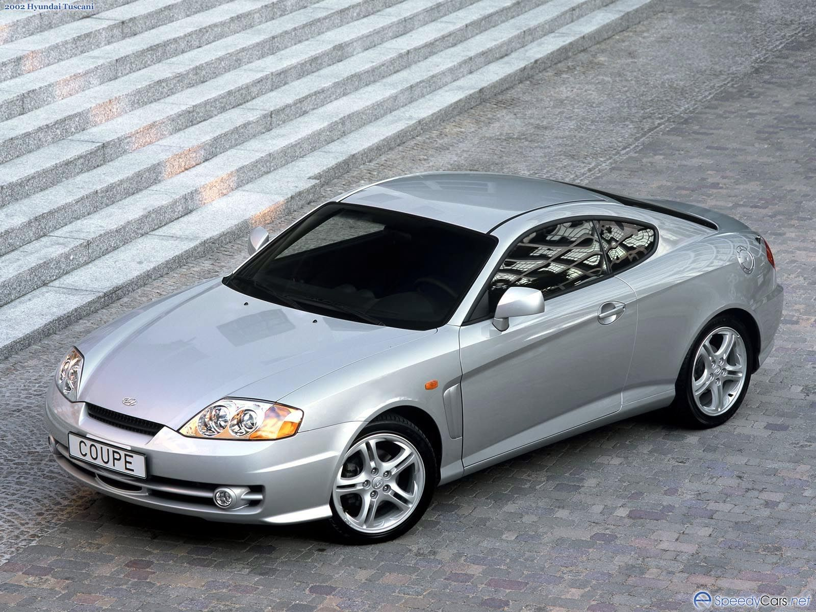 Hyundai Tuscani Photos Photogallery With 8 Pics