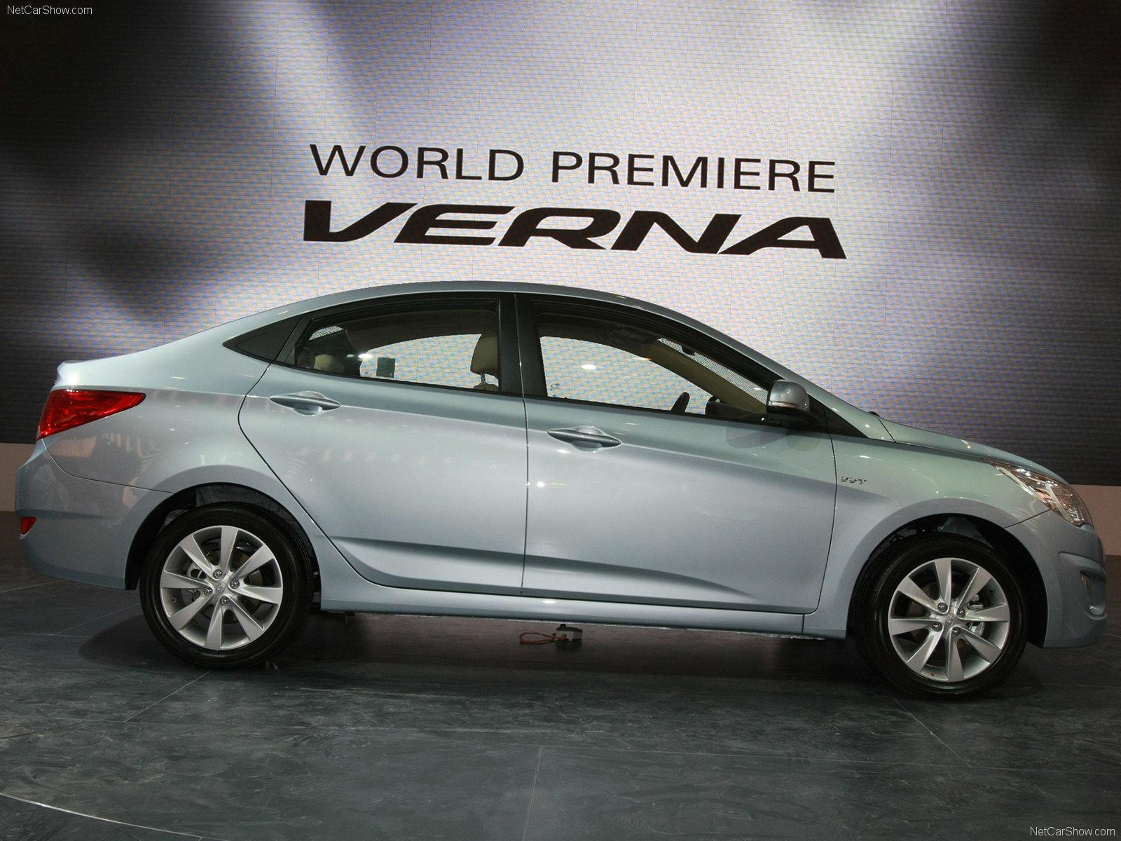 Hyundai Verna Photos Photogallery With 11 Pics Carsbase Com