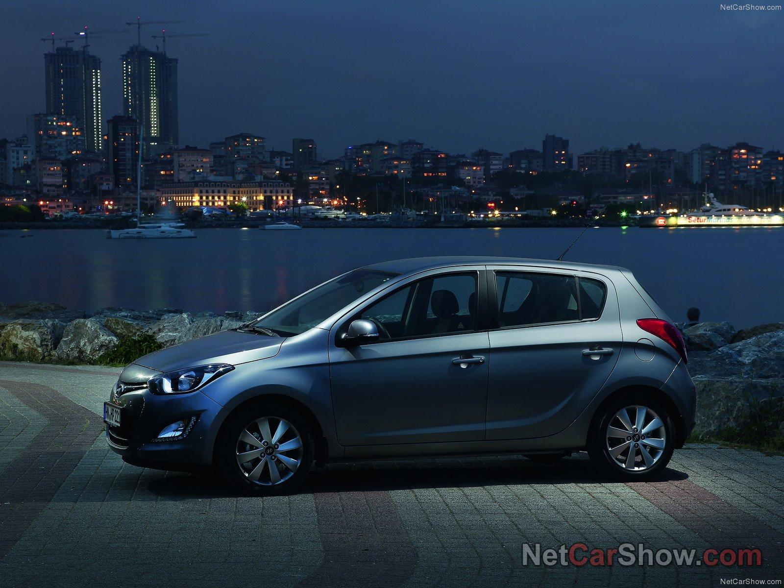 Hyundai i20 picture # 93036 | Hyundai photo gallery ...