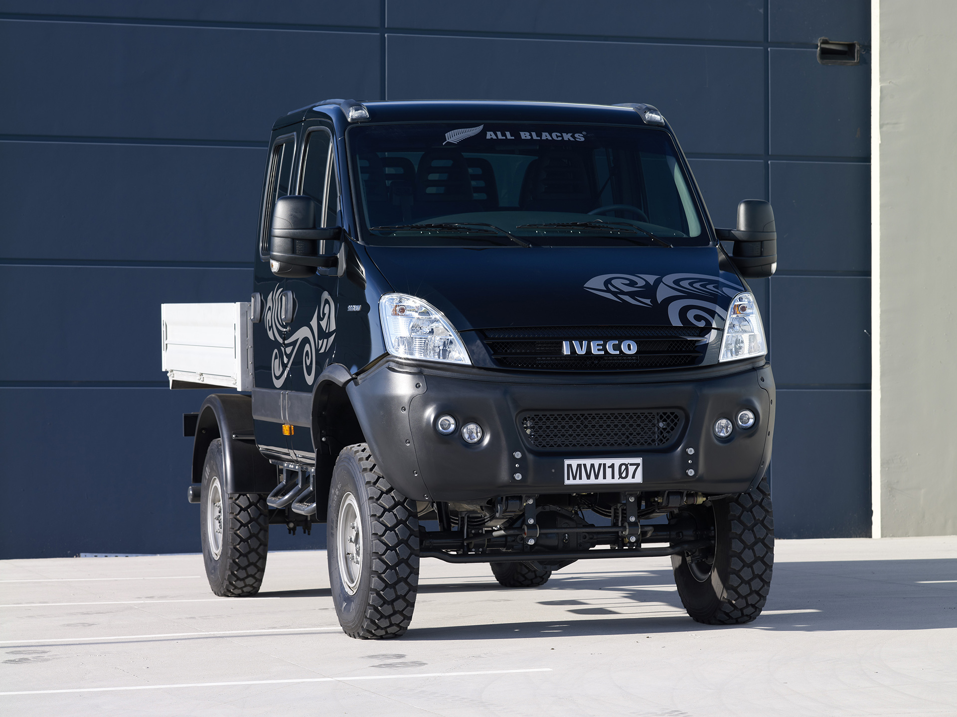 Iveco Daily 4x4 Photos Photogallery With 13 Pics