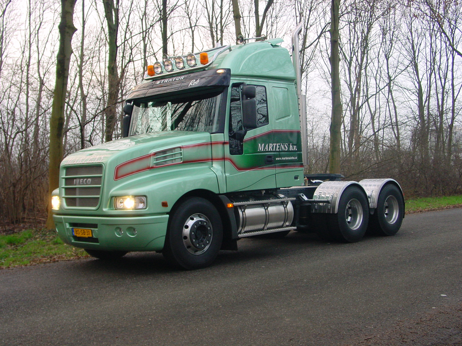 Iveco Strator Photos Photogallery With 5 Pics Carsbase Com