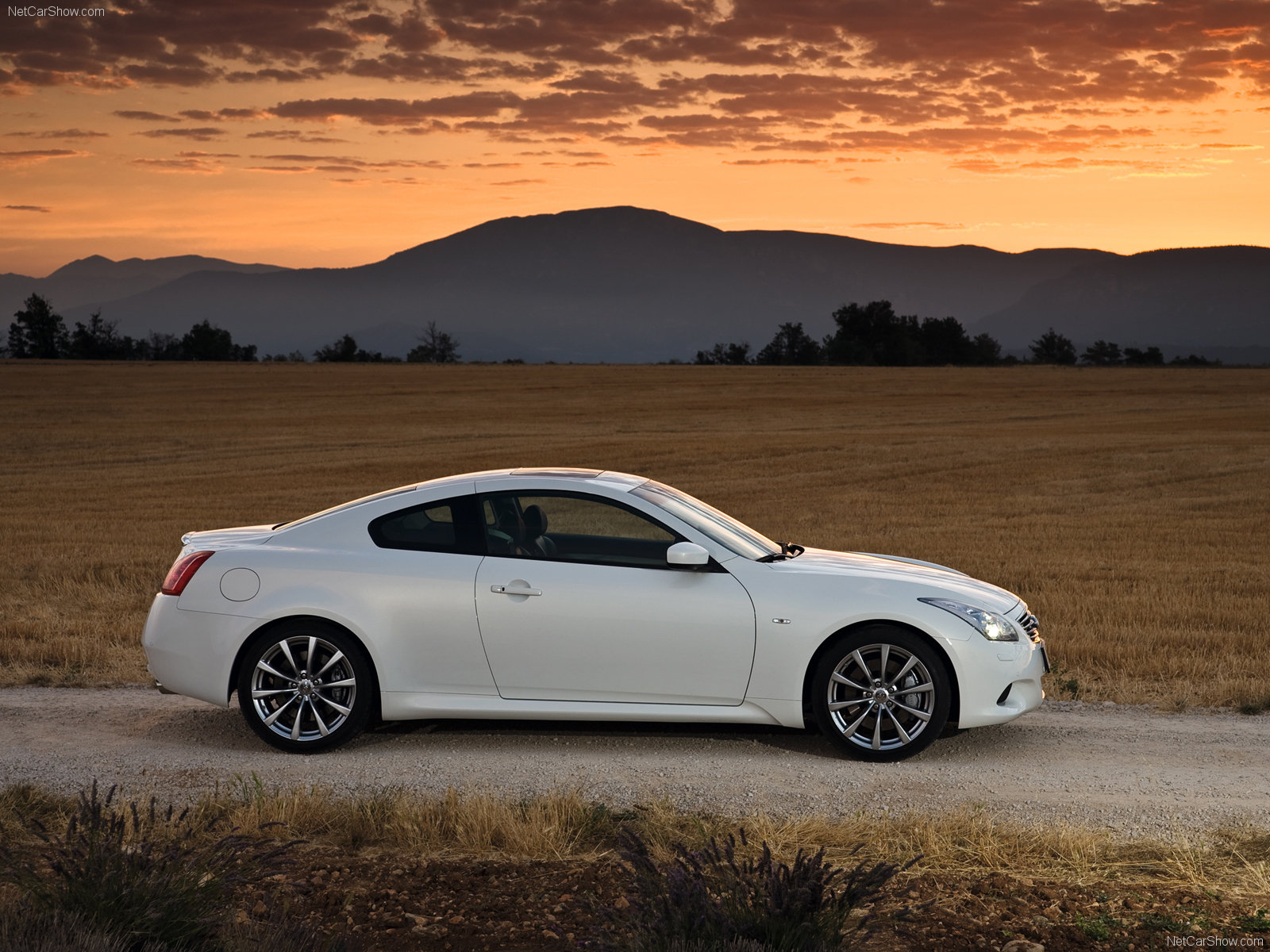 Infiniti G37 Coupe Photo 58594