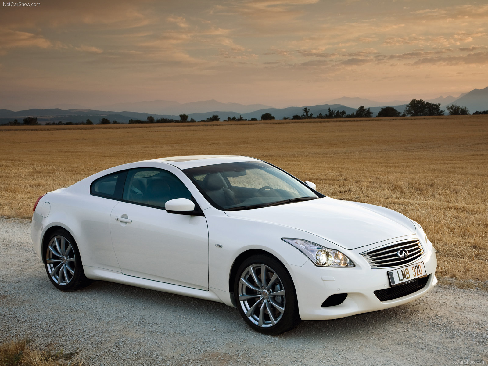 Infiniti G37 Coupe photo 58599