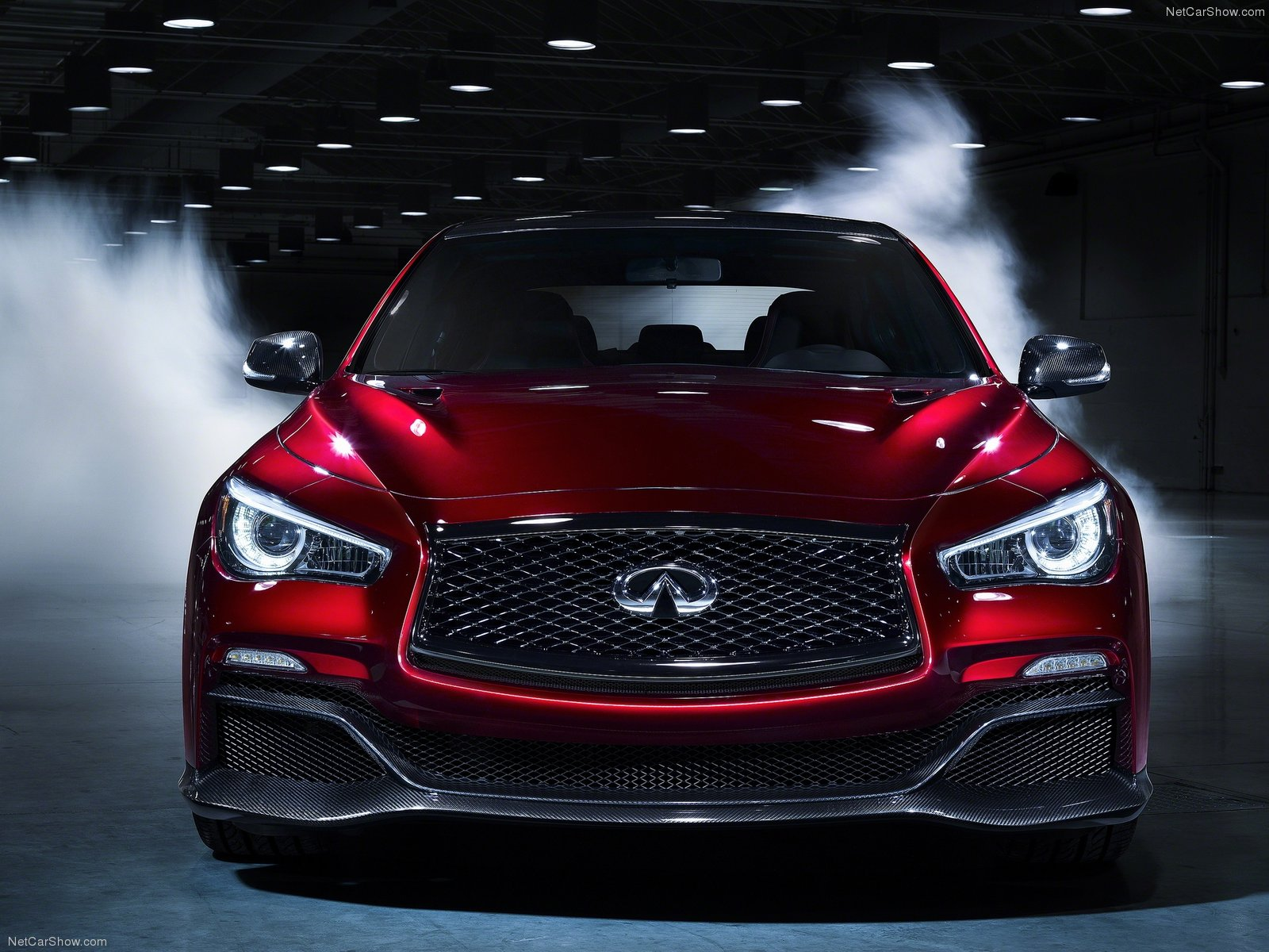 Infiniti Q50 Eau Rouge Concept photo 106992