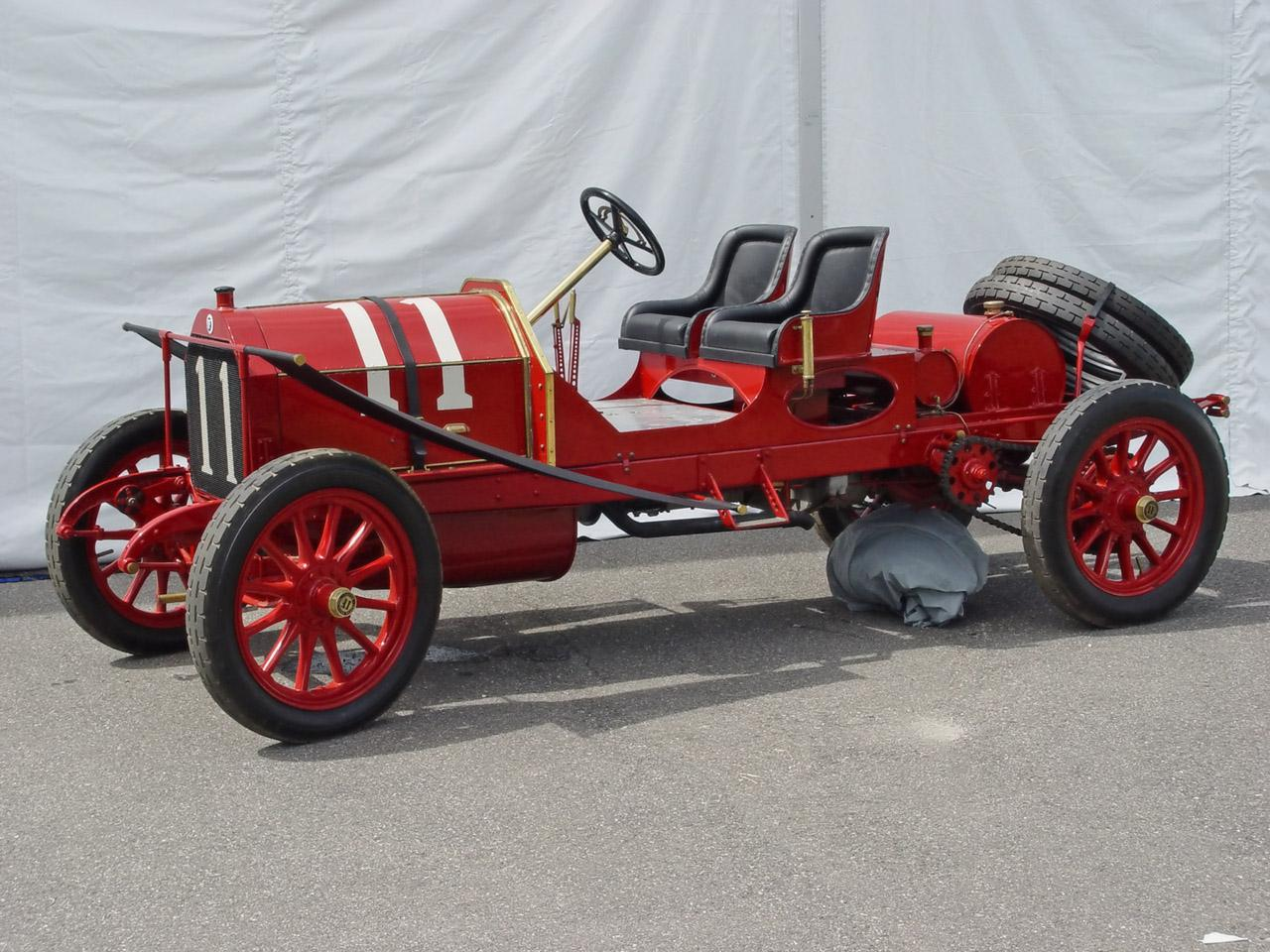 Isotta-Fraschini Two-Seater photo 30419