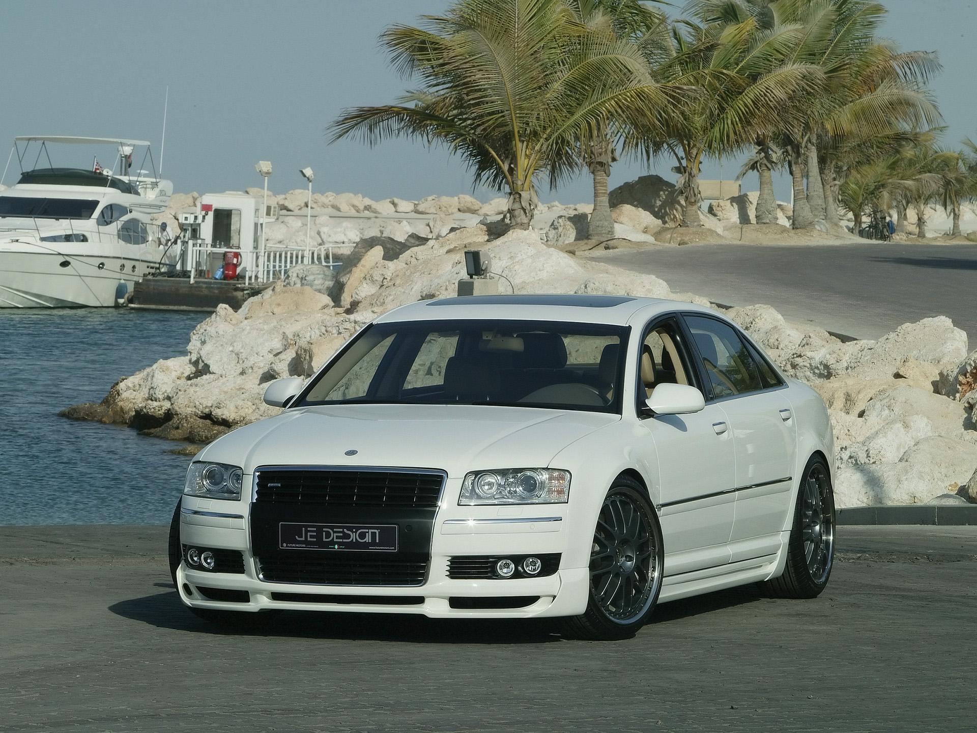 Je Design Audi A8 Photos Photogallery With 7 Pics
