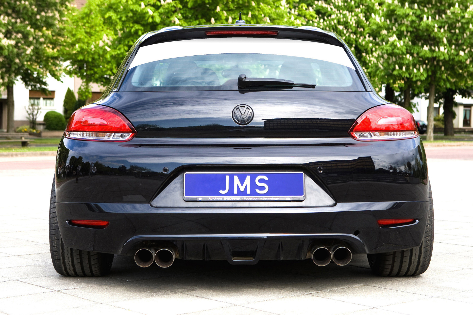 Jms Vw Scirocco Photos Photogallery With 4 Pics