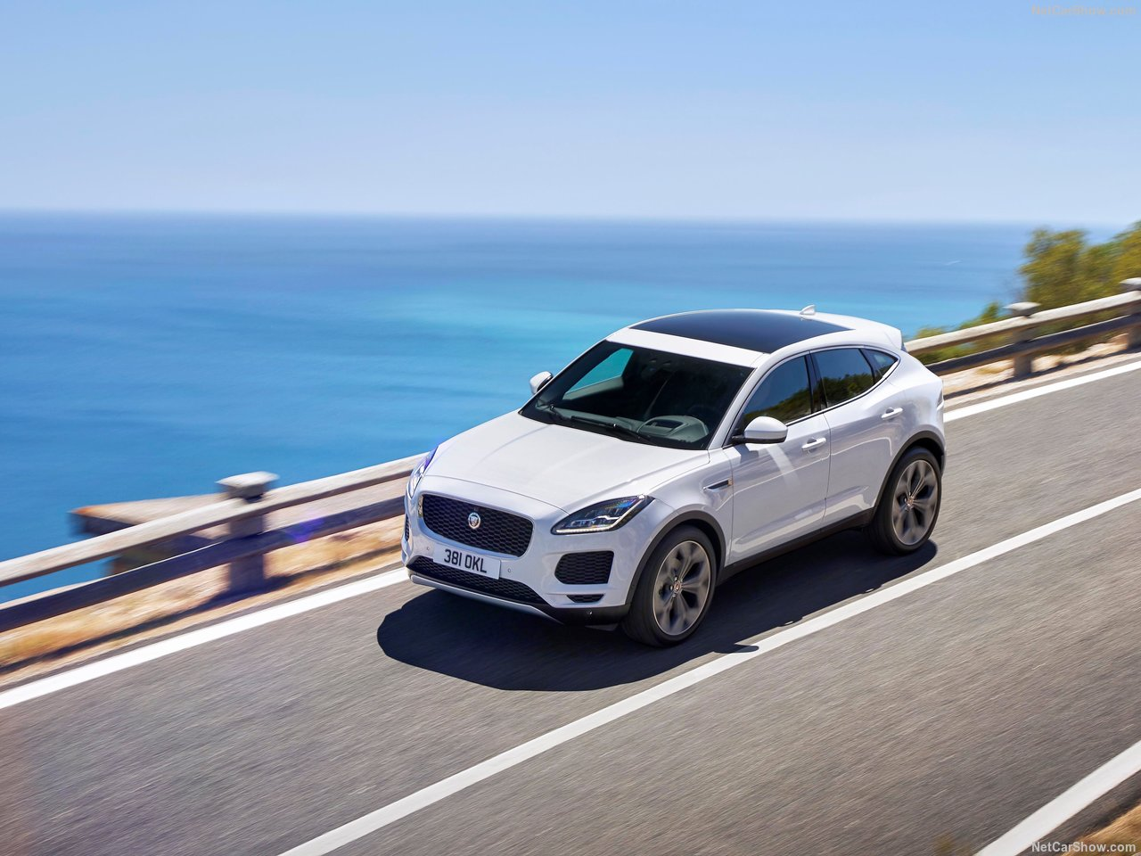 Jaguar E-Pace photo 179584