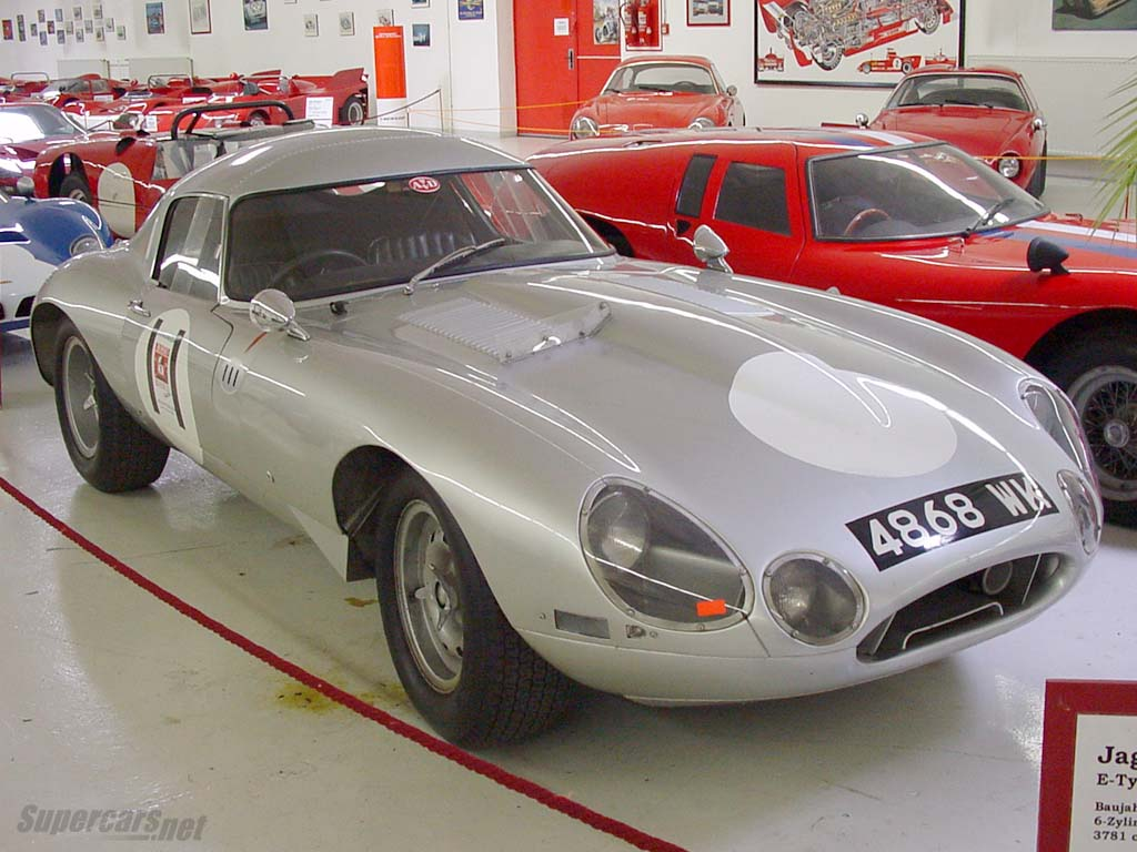 Jaguar E-Type photo 28721