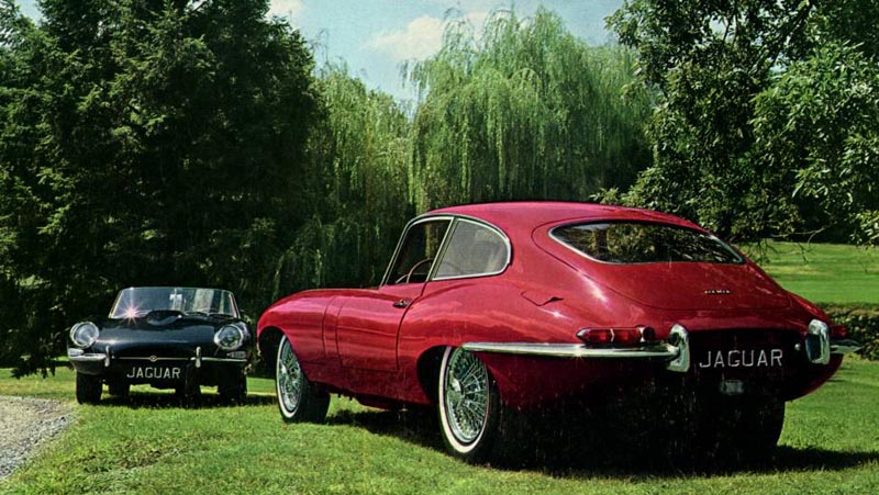 Jaguar E-Type photo 28725