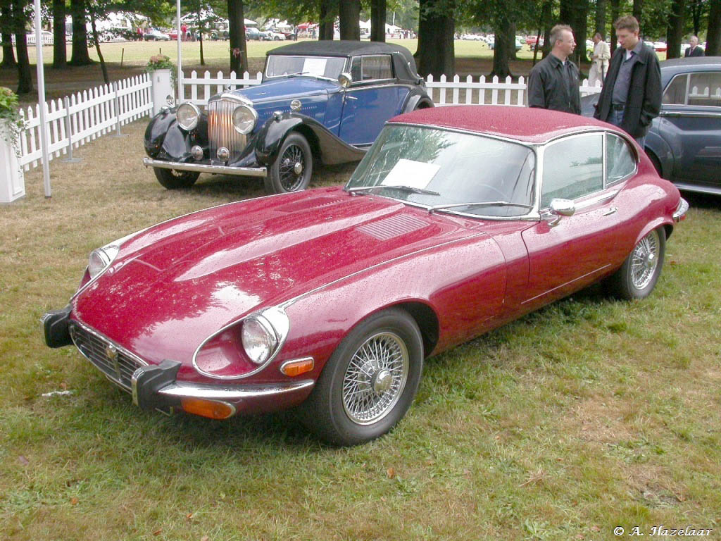 Jaguar E-Type photo 28727