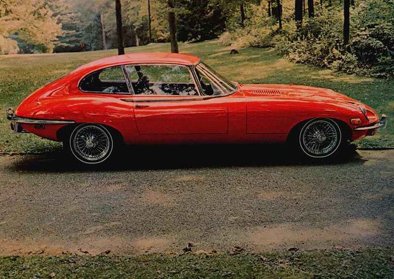 Jaguar E-Type photo 28728