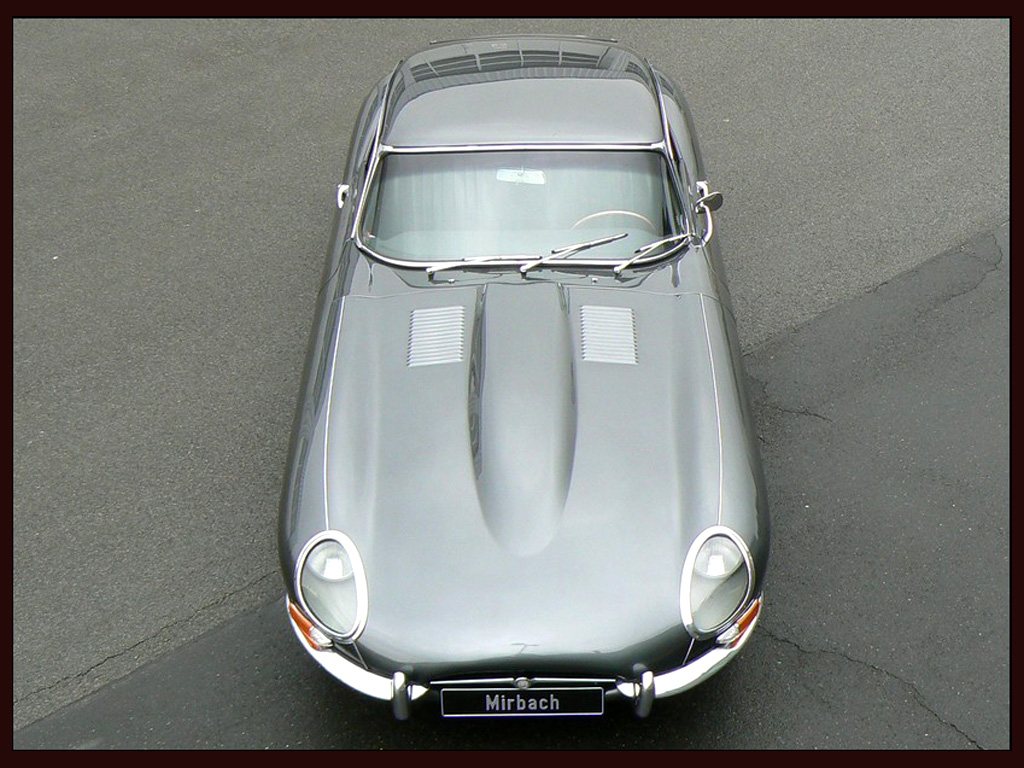 Jaguar E-Type photo 35992