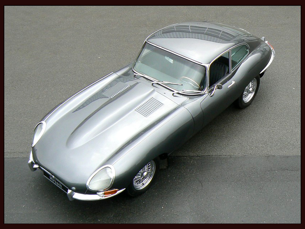 Jaguar E-Type photo 35995