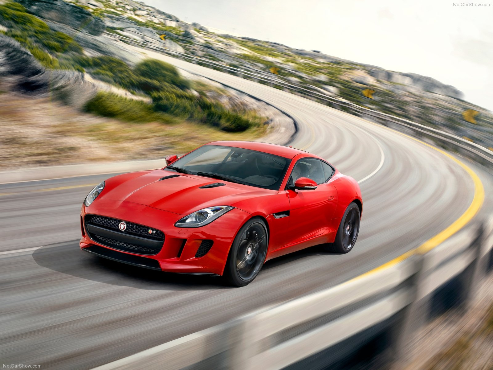 jaguar f-type coupe picture # 106976 | jaguar photo gallery