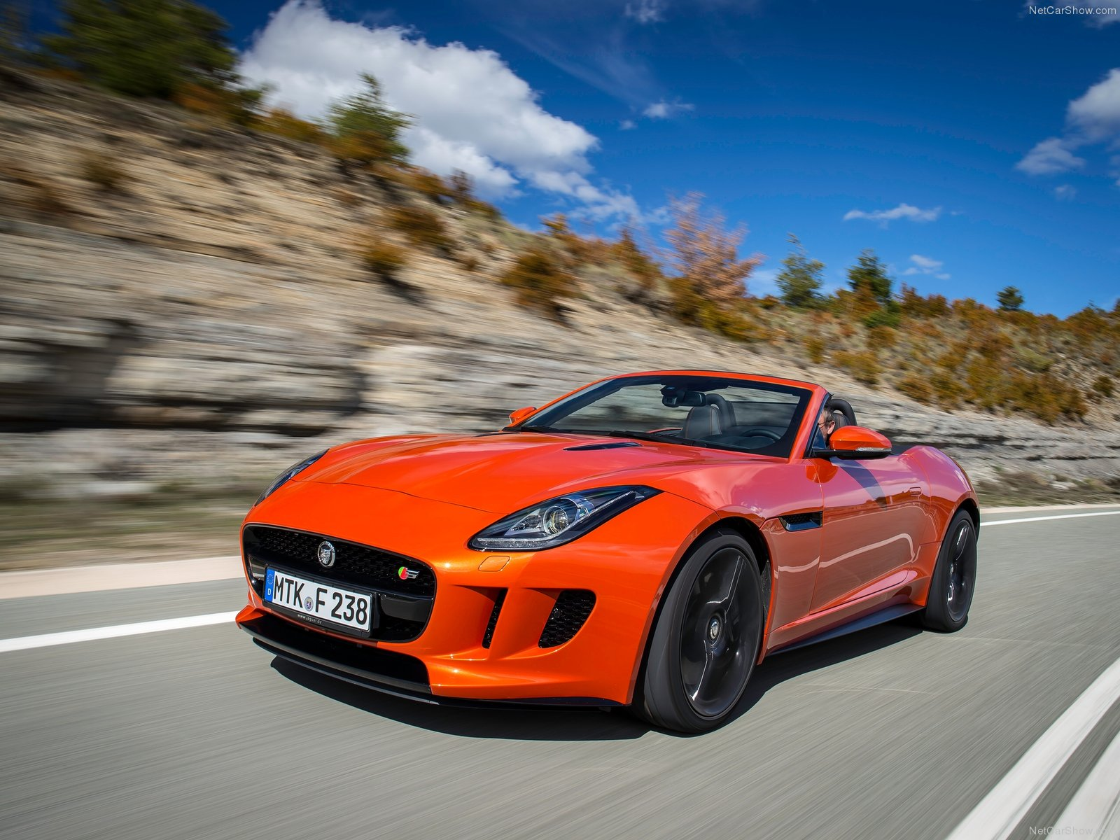 2010 Jaguar F Type V8 S photo - 3