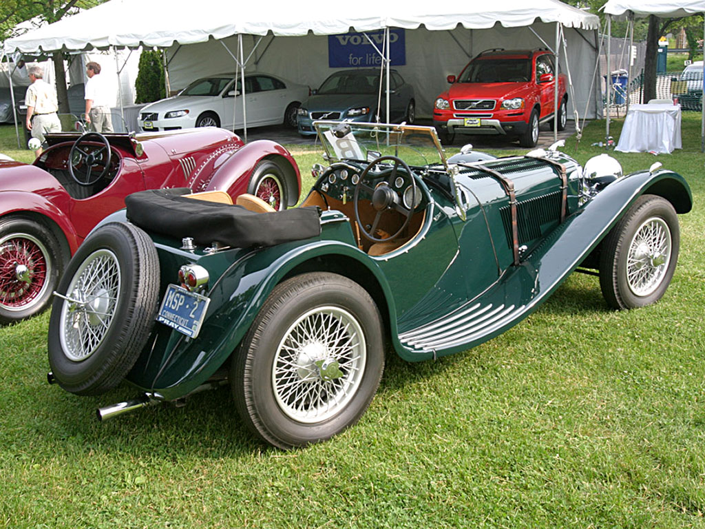 You can vote for this jaguar ss100 photo