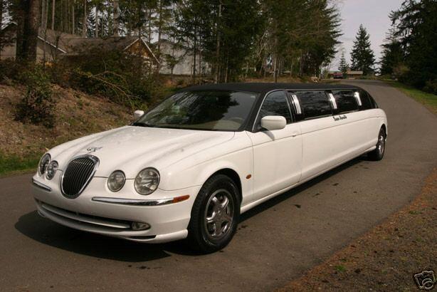 Jaguar Limousine 2000 Upcomingcarshq Com