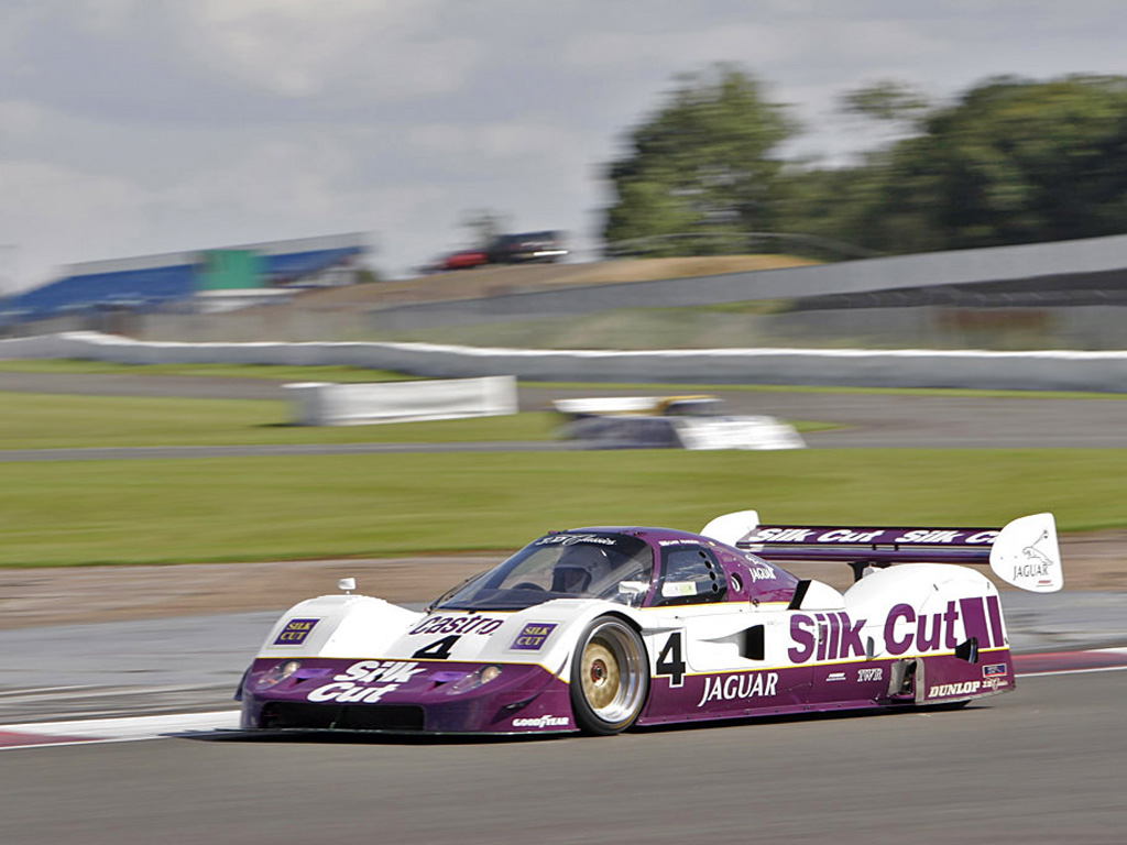 Jaguar XJR11 photo
