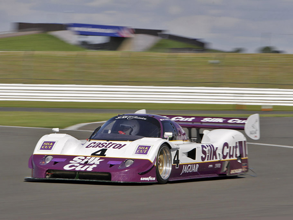 Jaguar gallery with XJR11 pics