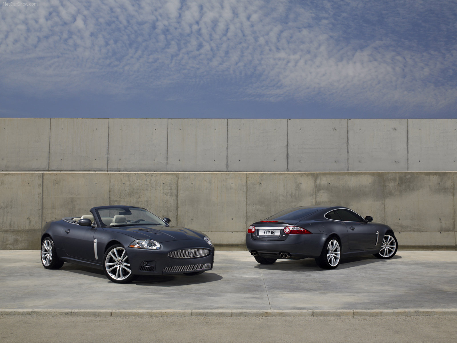 Jaguar XKR Convertible photo #36676