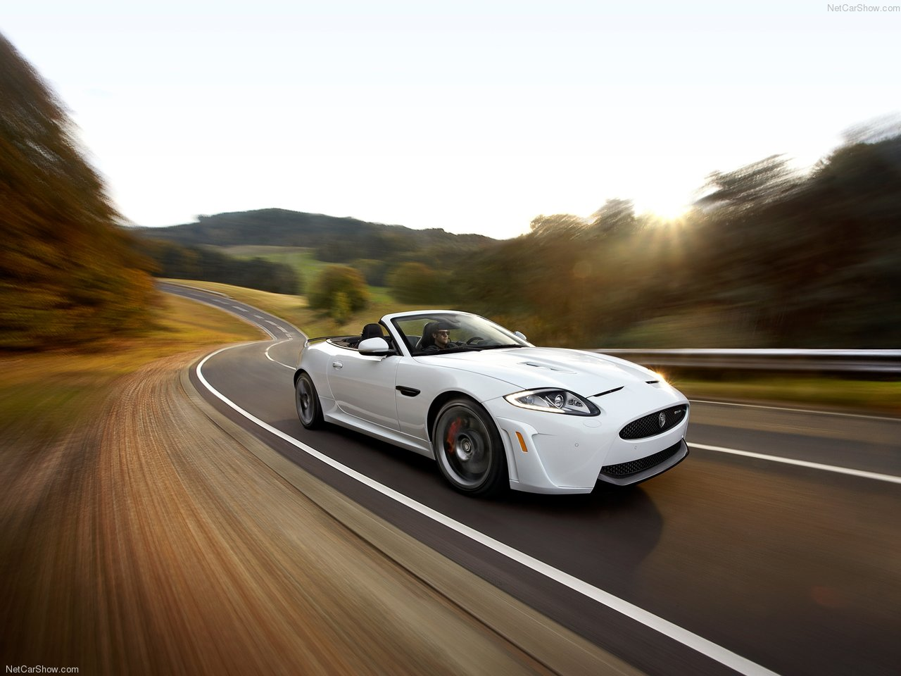 Jaguar XKR-S Convertible photo 86811