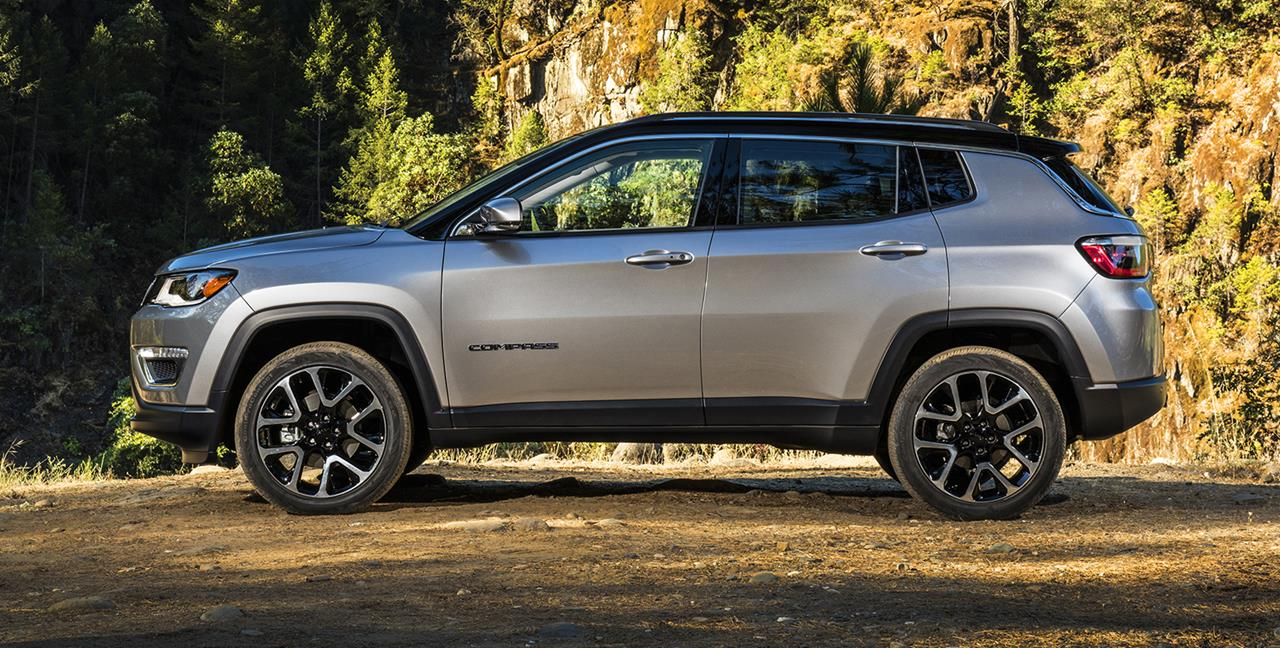 New jeep compass pictures
