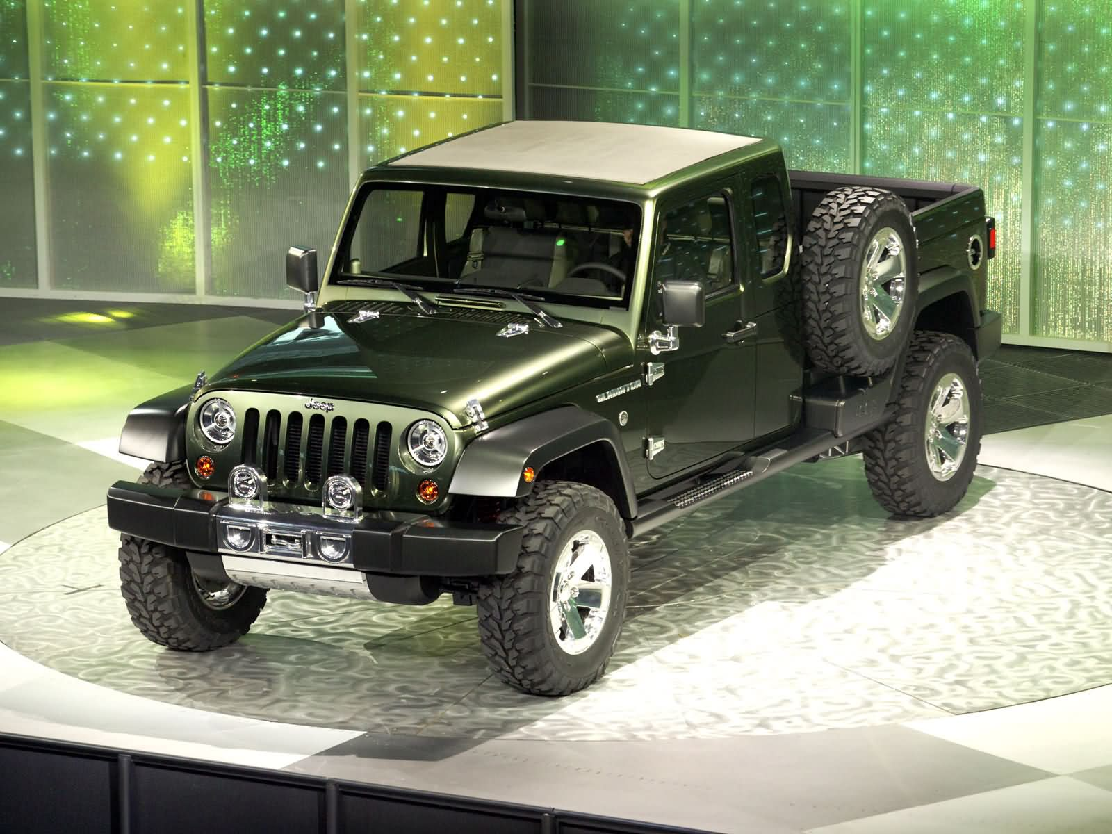 New jeep gladiator pictures