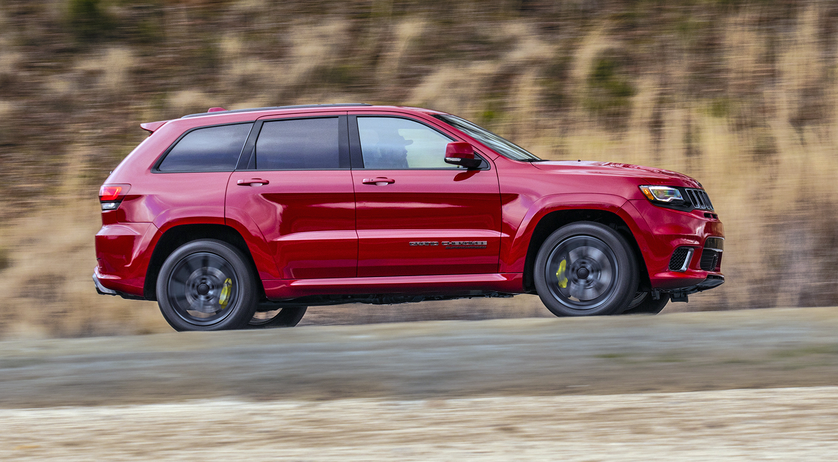 Jeep Grand Cherokee Trackhawk photo 176490