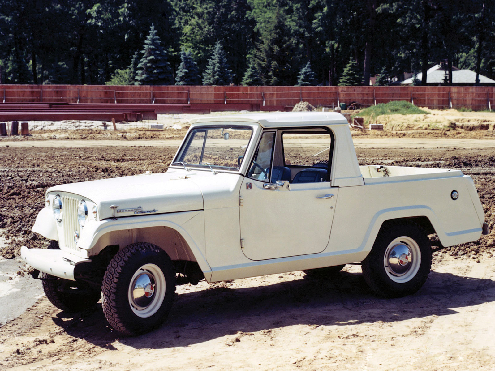 New jeep jeepster pictures