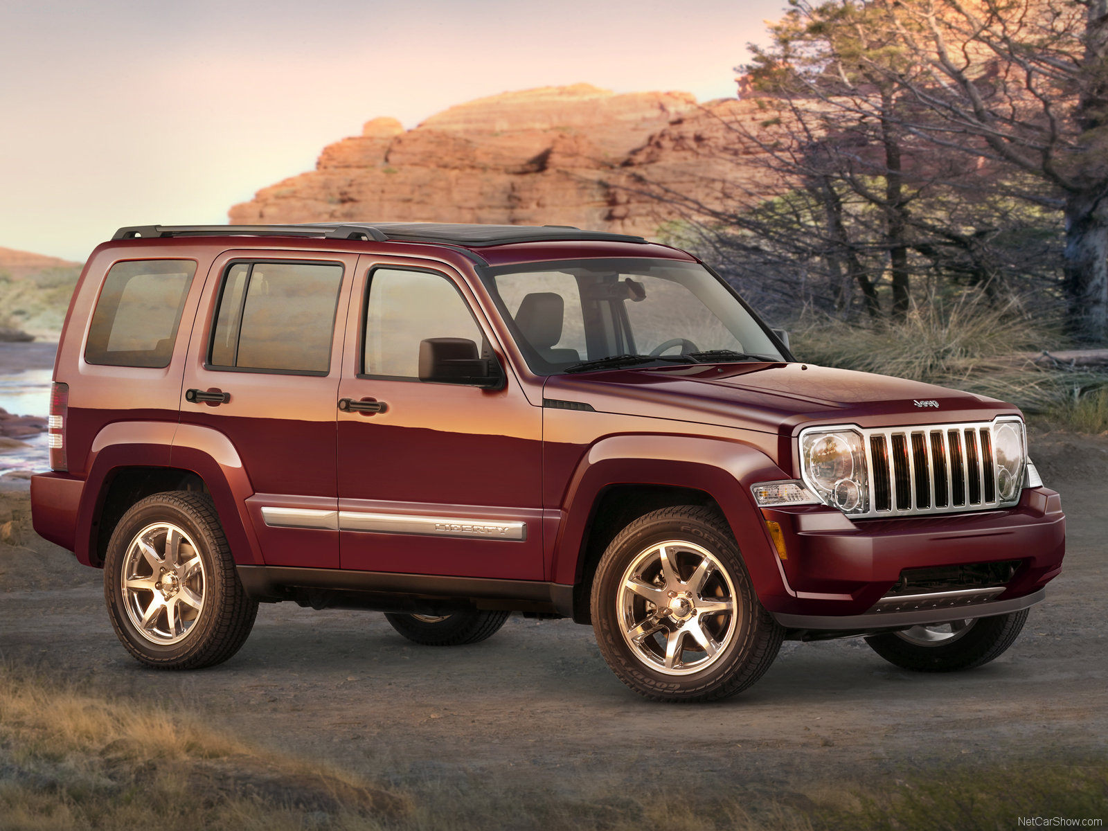 Jeep Liberty photo #42808