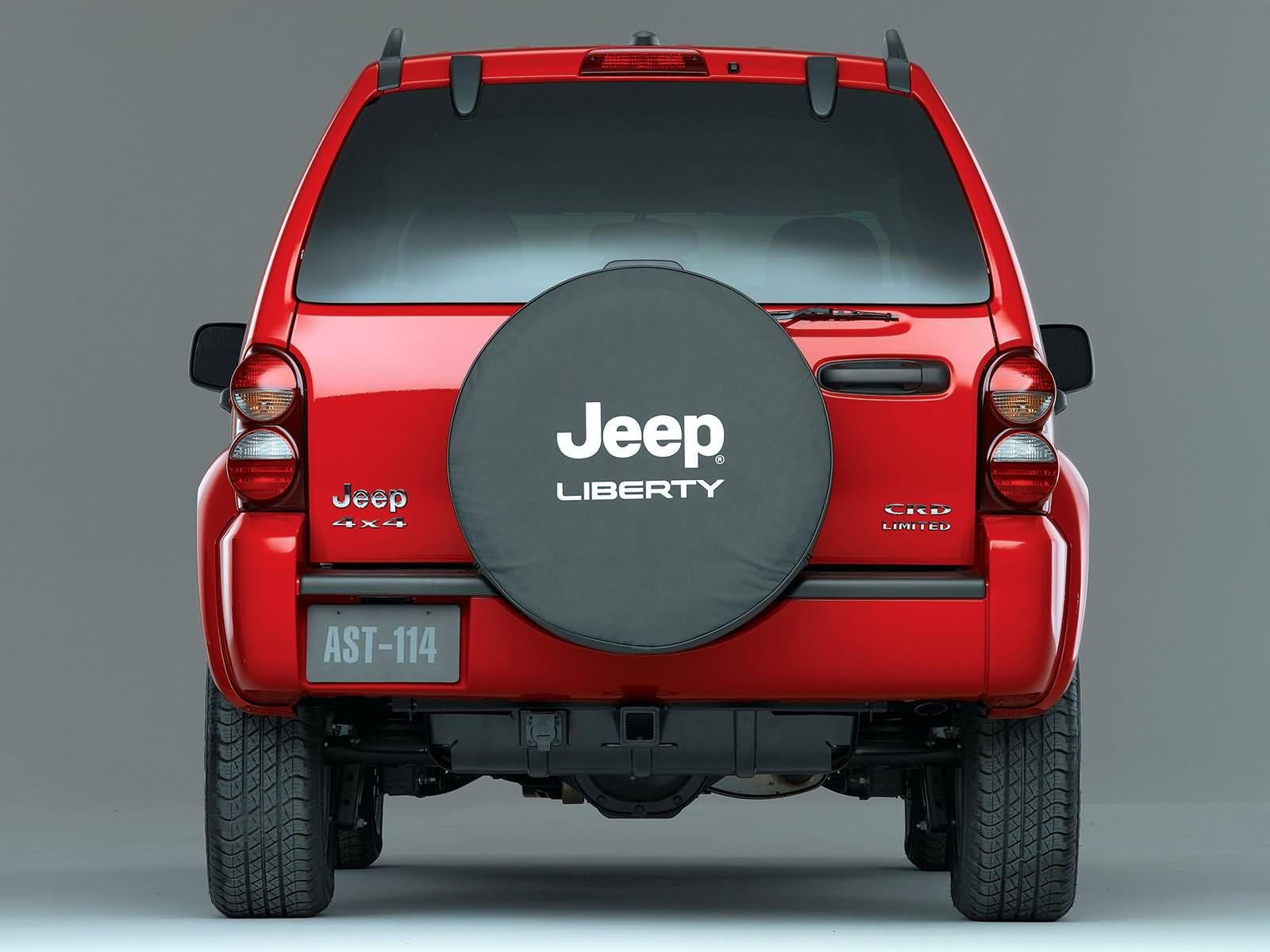 Jeep Liberty photo #7850