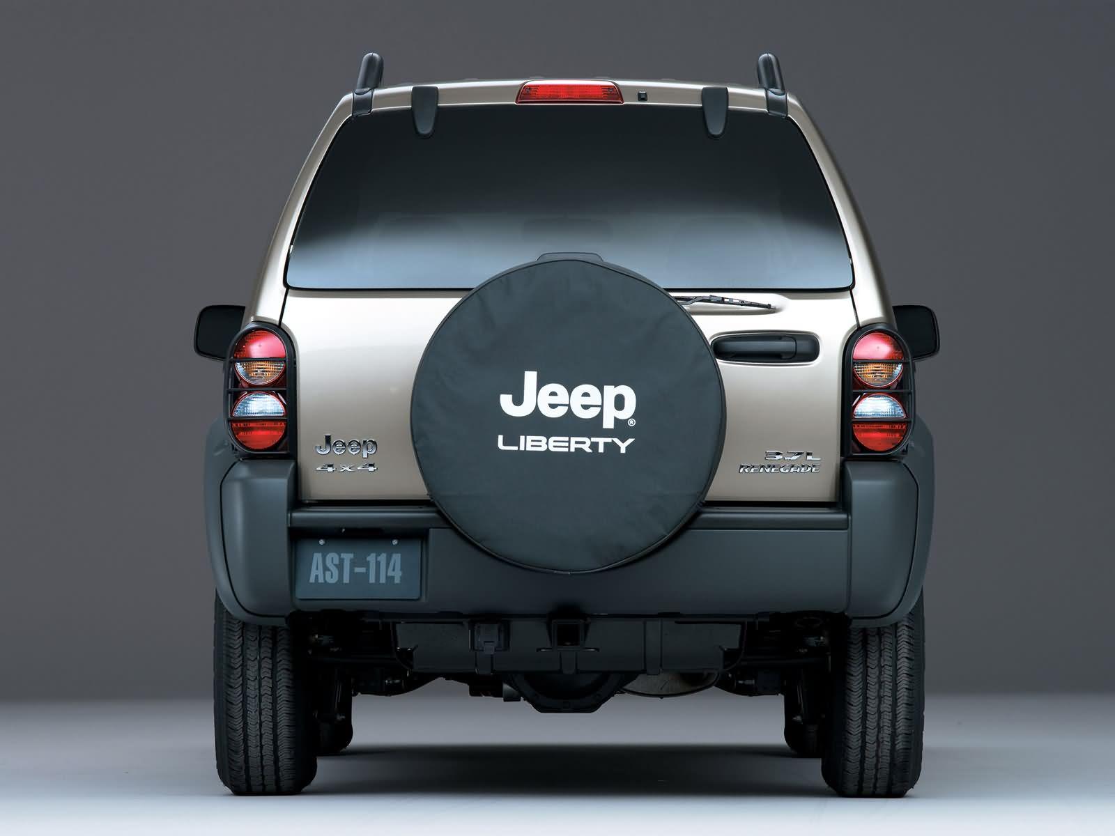 Jeep Liberty photo #7855