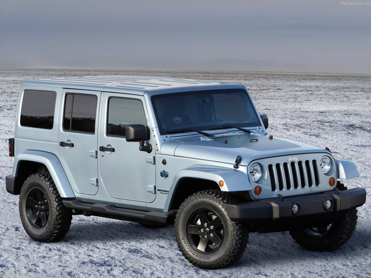 jeep wrangler arctic photos photogallery with 8 pics. Black Bedroom Furniture Sets. Home Design Ideas