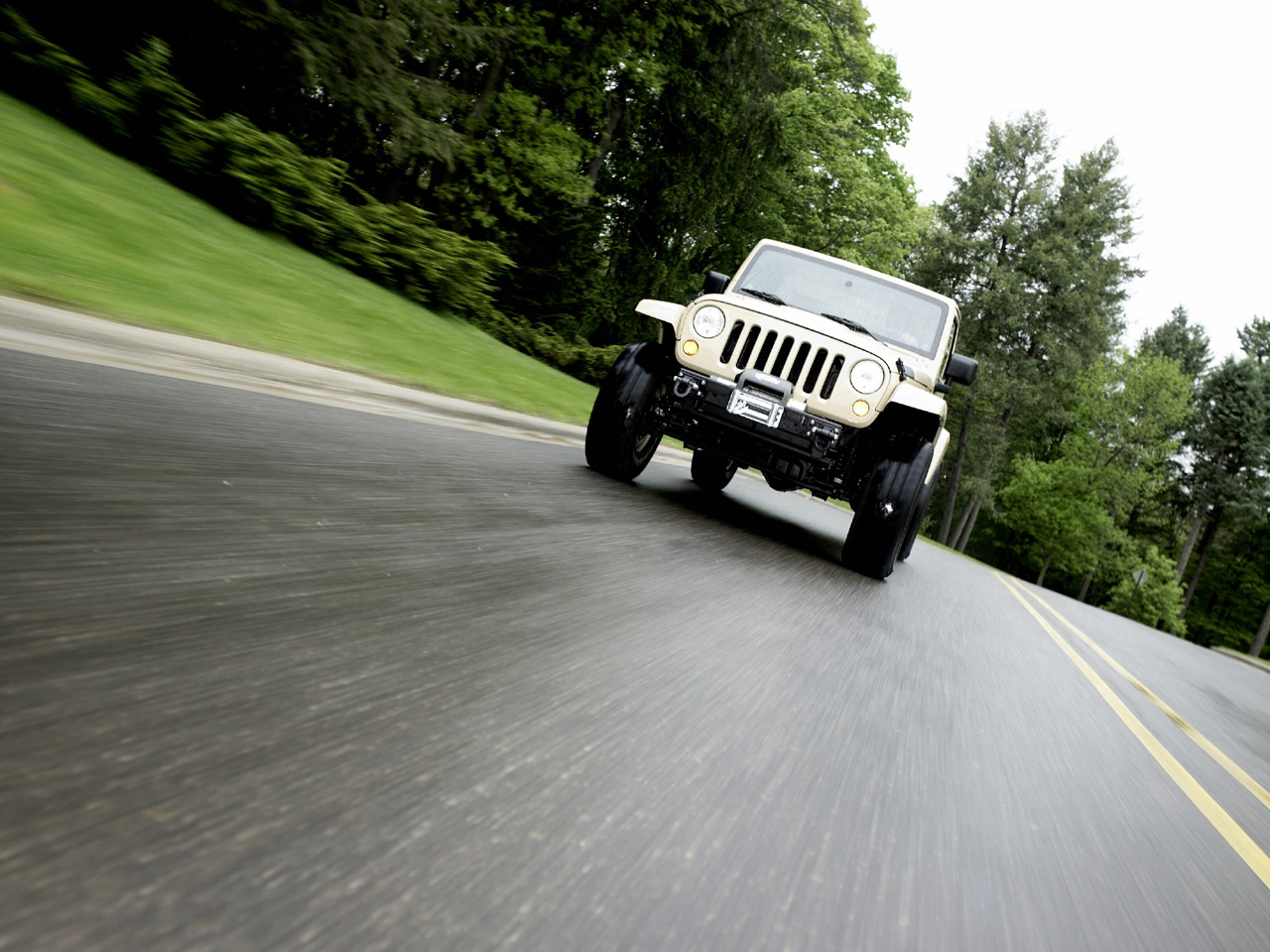 Jeep Wrangler JT photo #45493