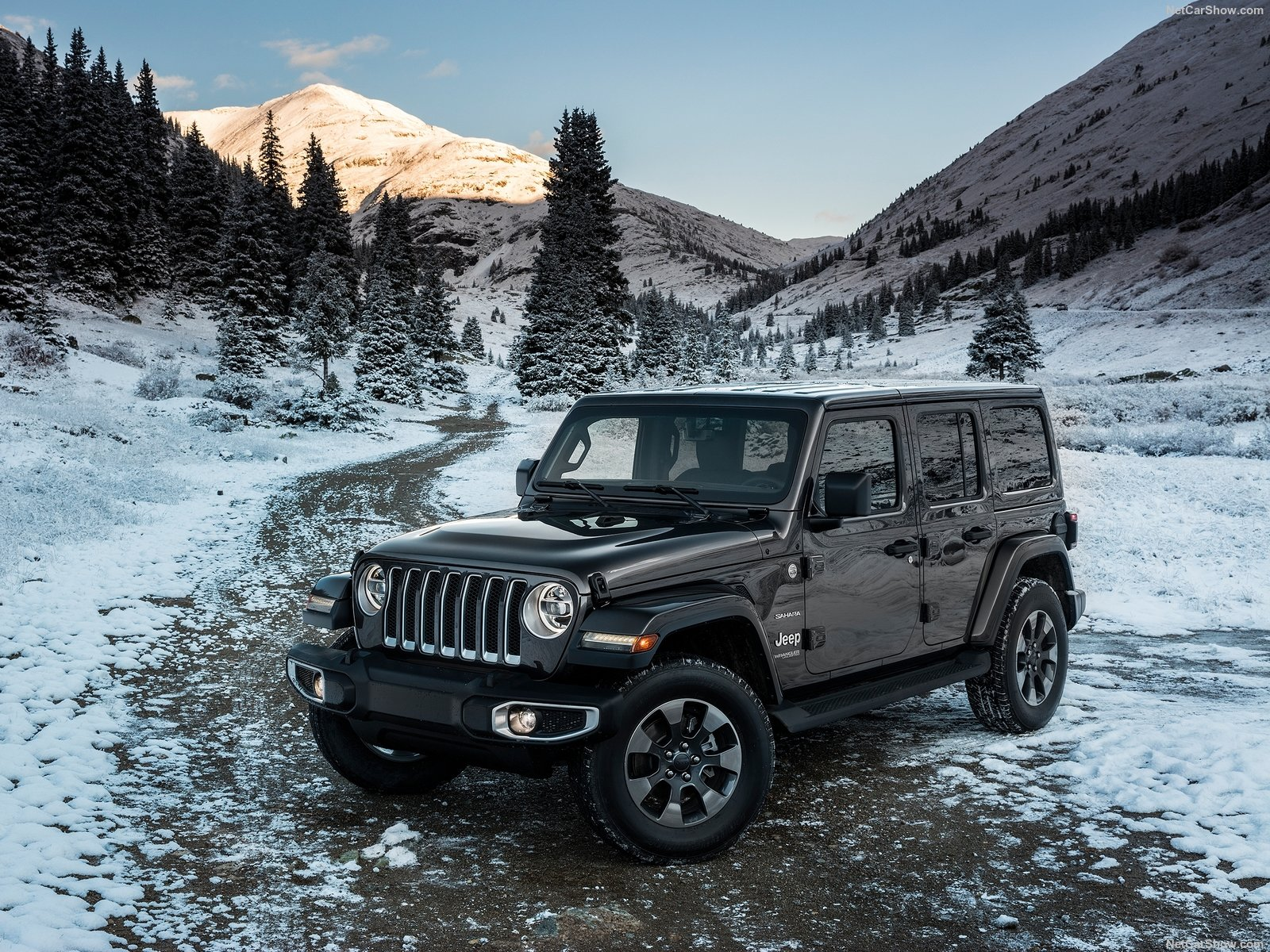 Jeep Wrangler Unlimited photo 184087