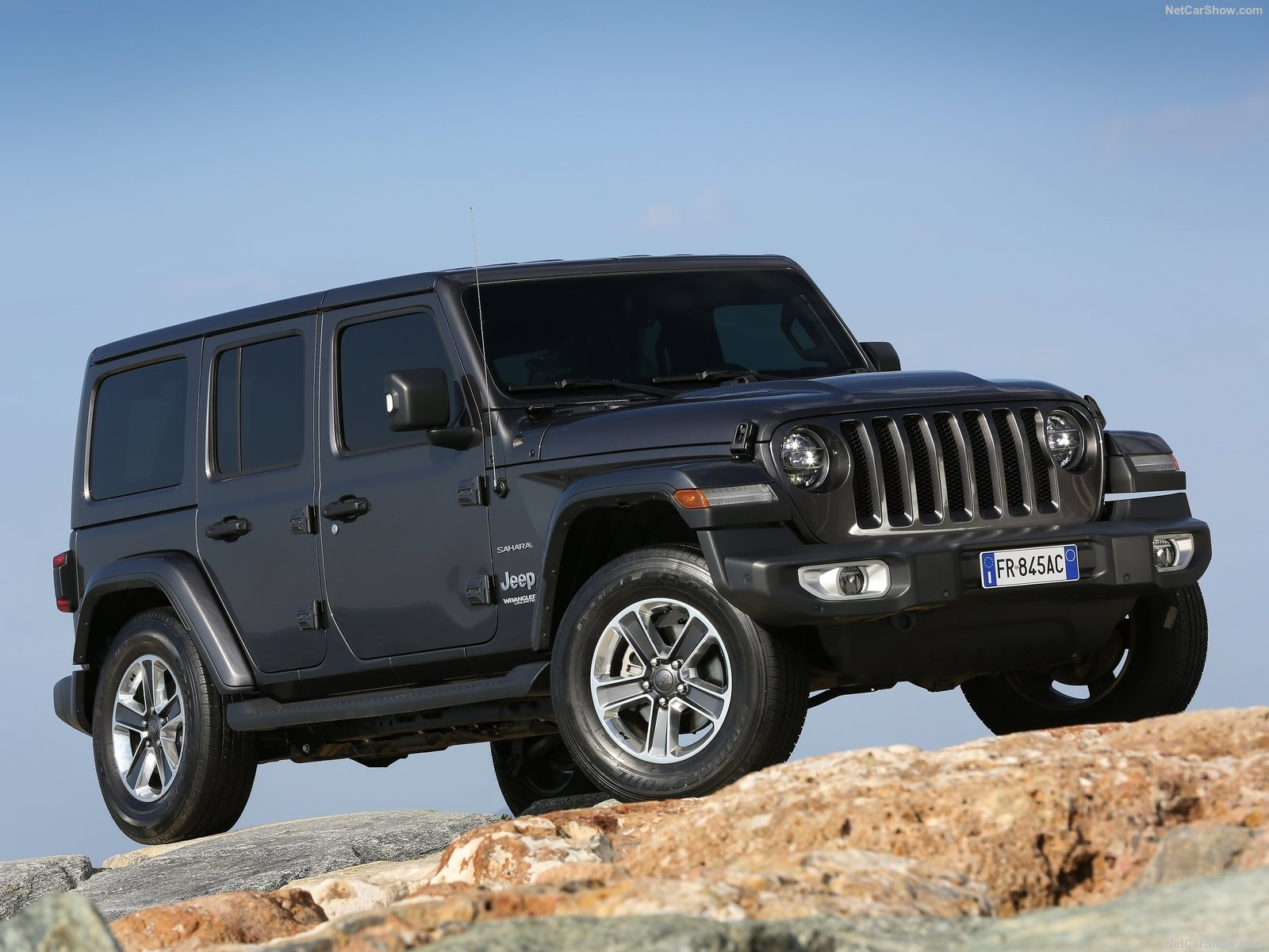 Jeep Wrangler Unlimited photo 189557