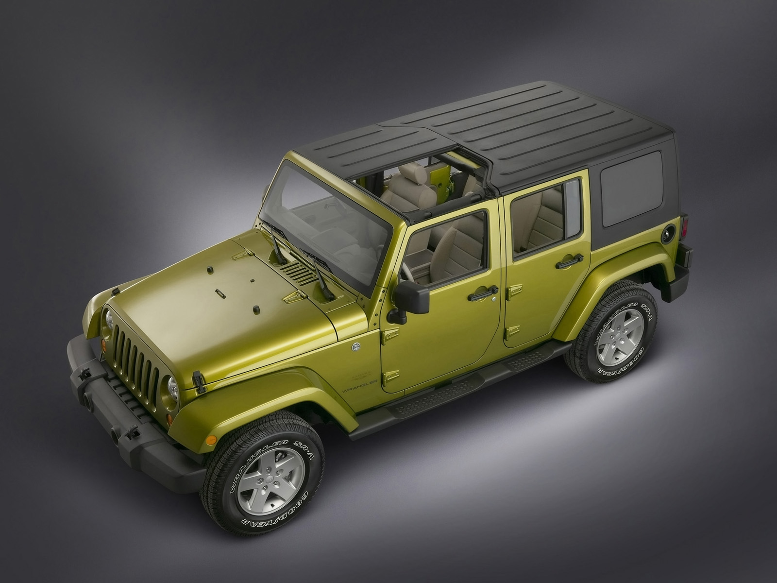 Jeep Wrangler Unlimited photo 33567