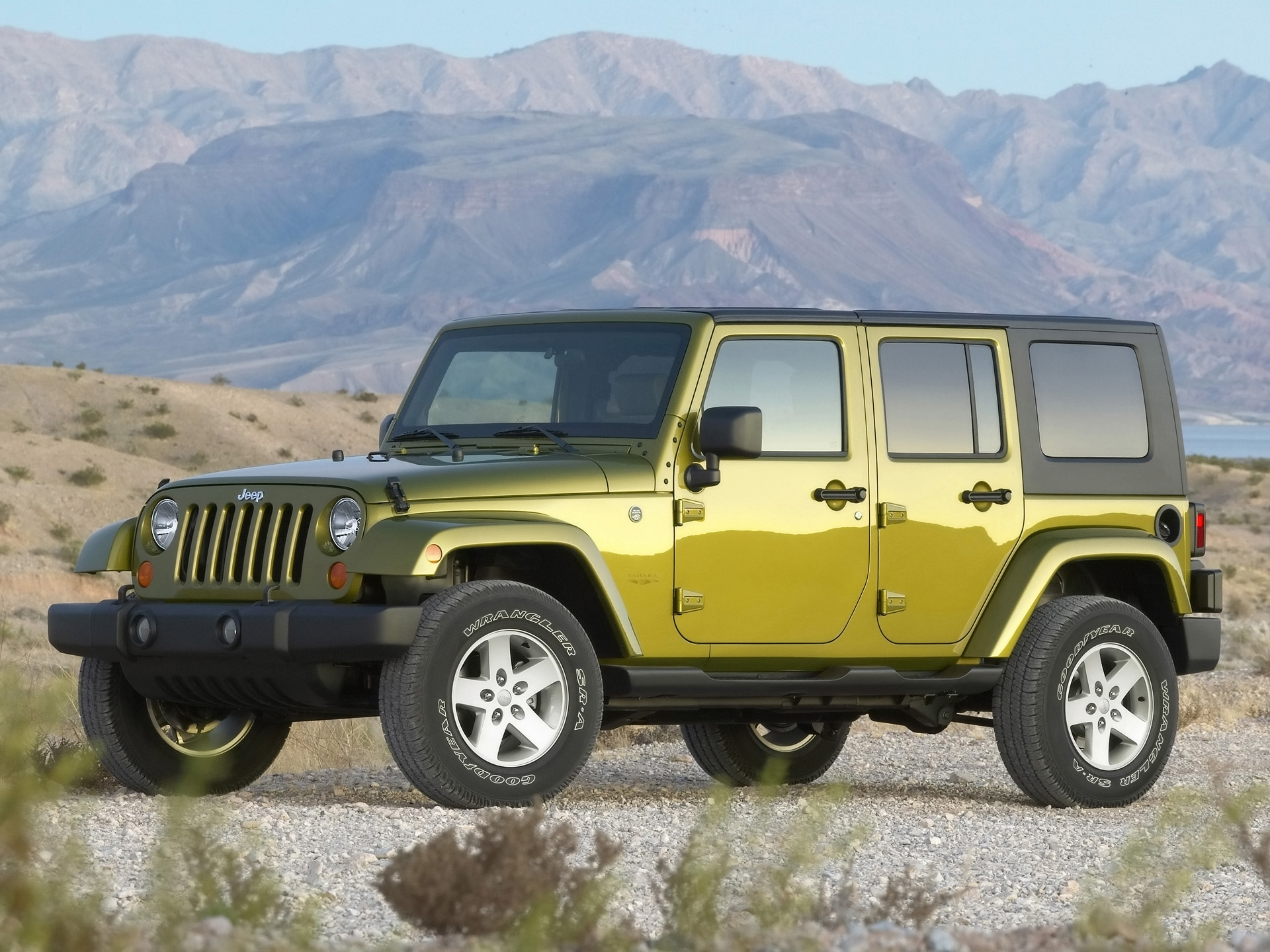 Jeep Wrangler Unlimited photo 33570