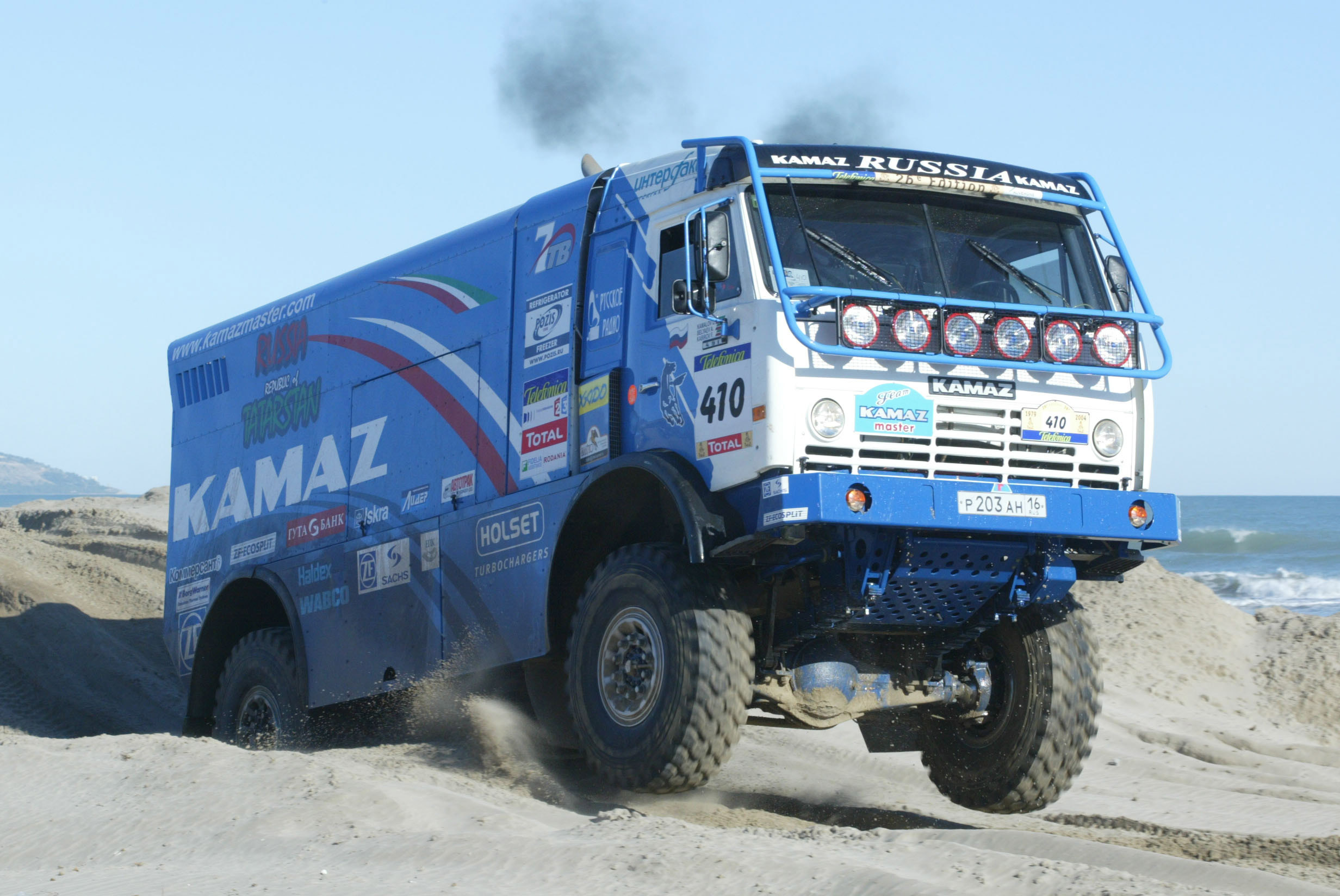 Kamaz 4911 Photos Photogallery With 5 Pics Carsbase Com