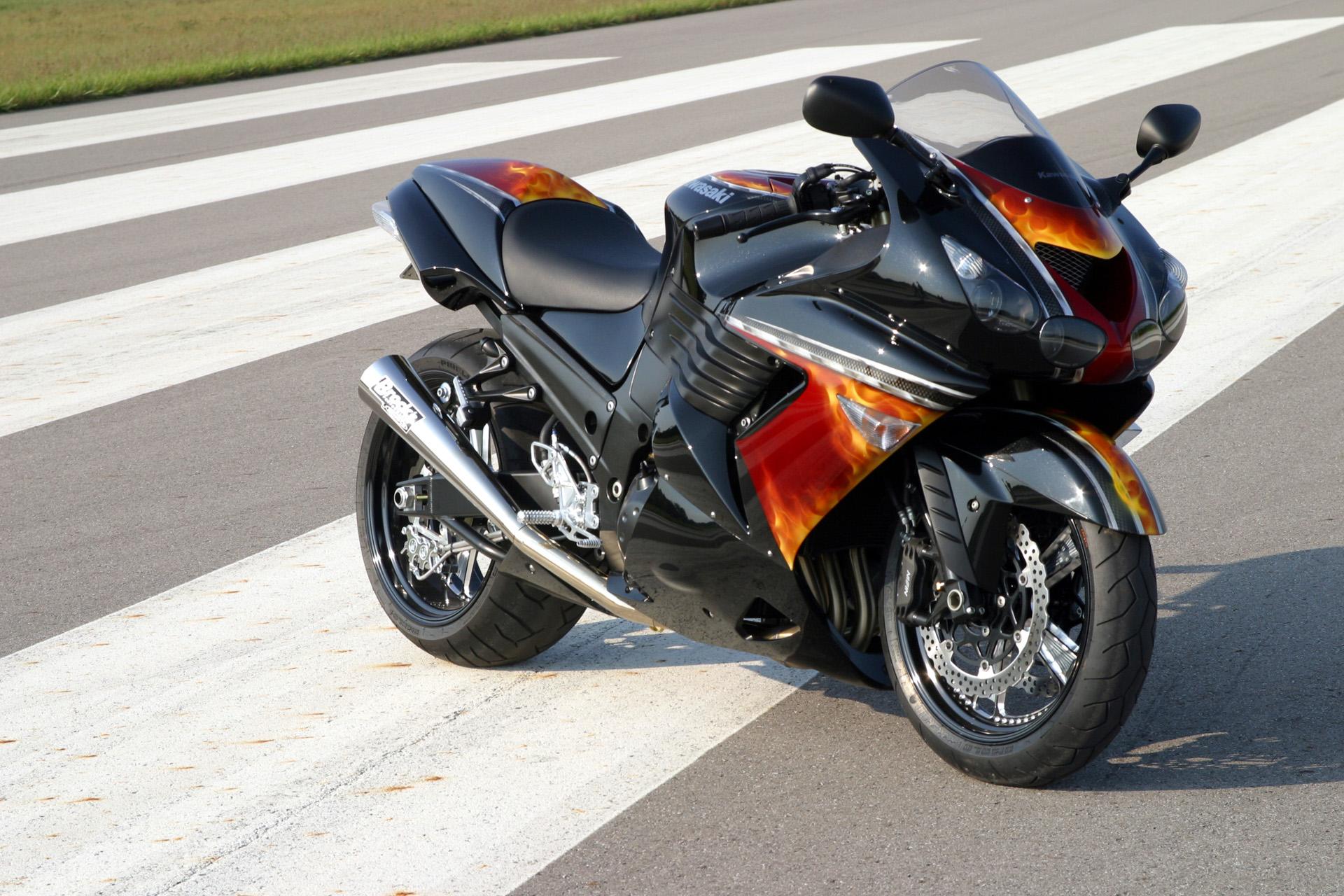 Kawasaki Ninja 14