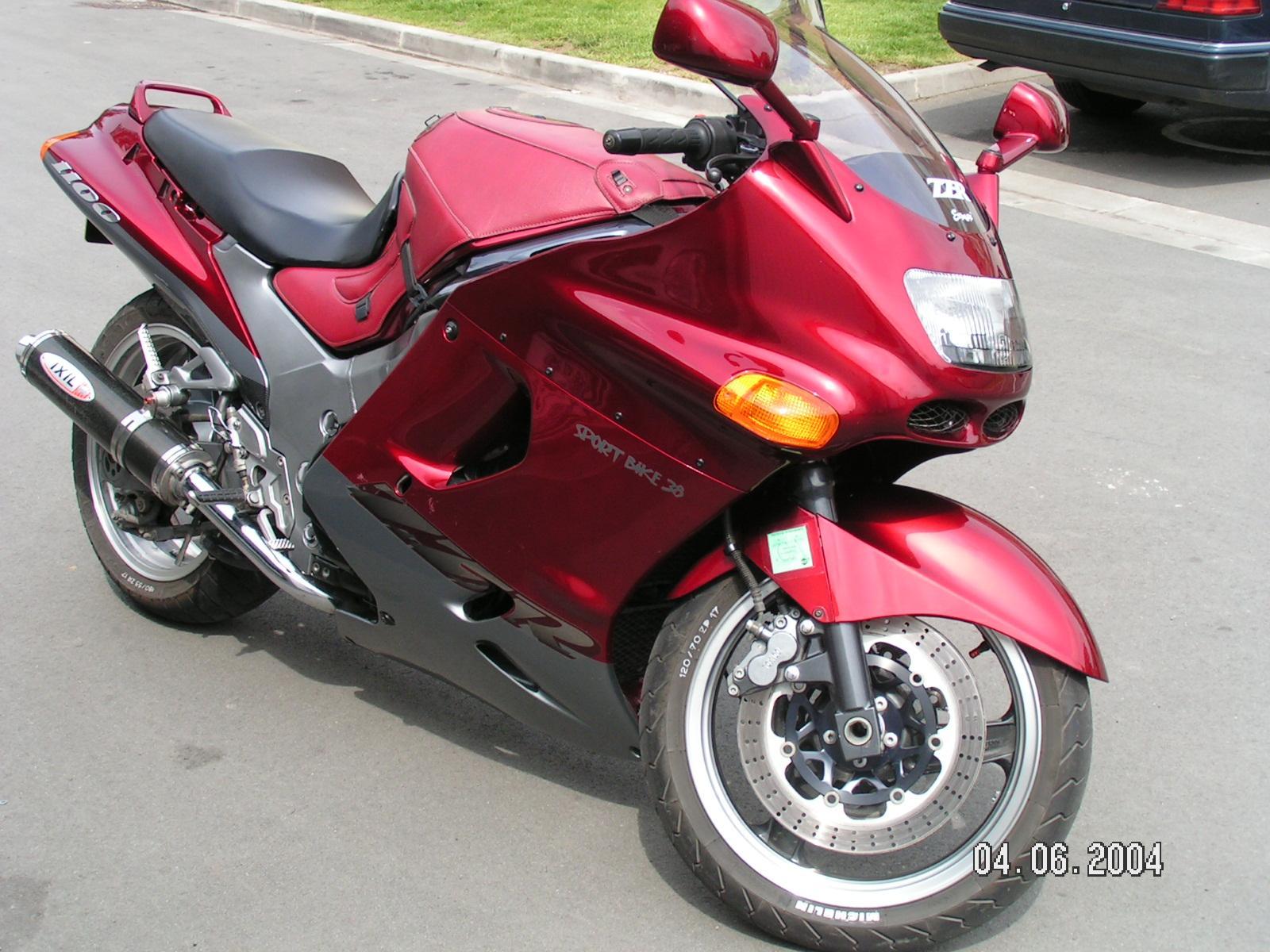 Kawasaki ZZR1100 photos - PhotoGallery with 4 pics ...