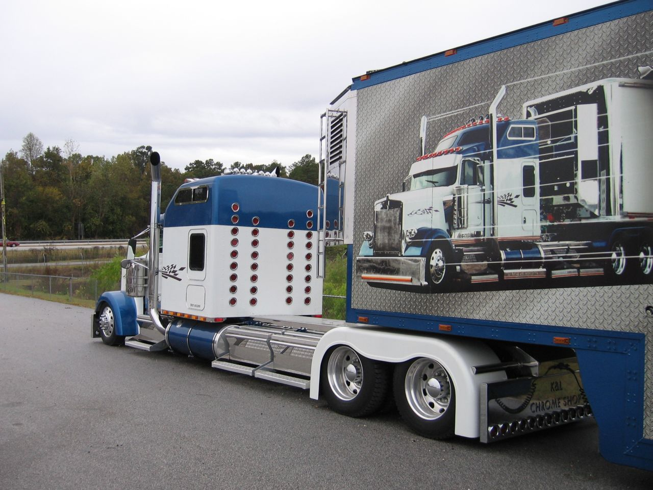 Kenworth W900 photos - PhotoGallery with 20 pics| CarsBase.com