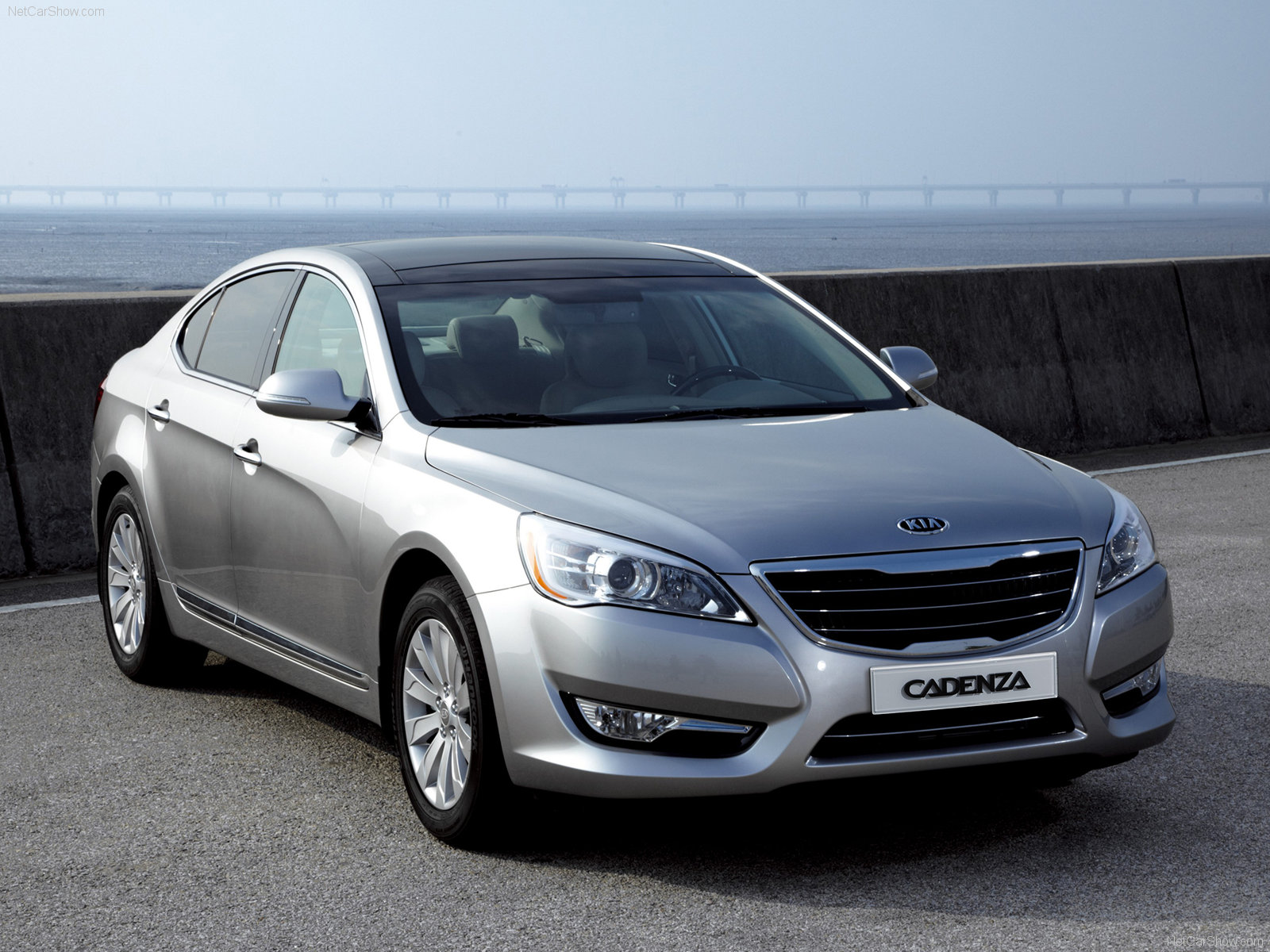 Kia Cadenza photo 69362