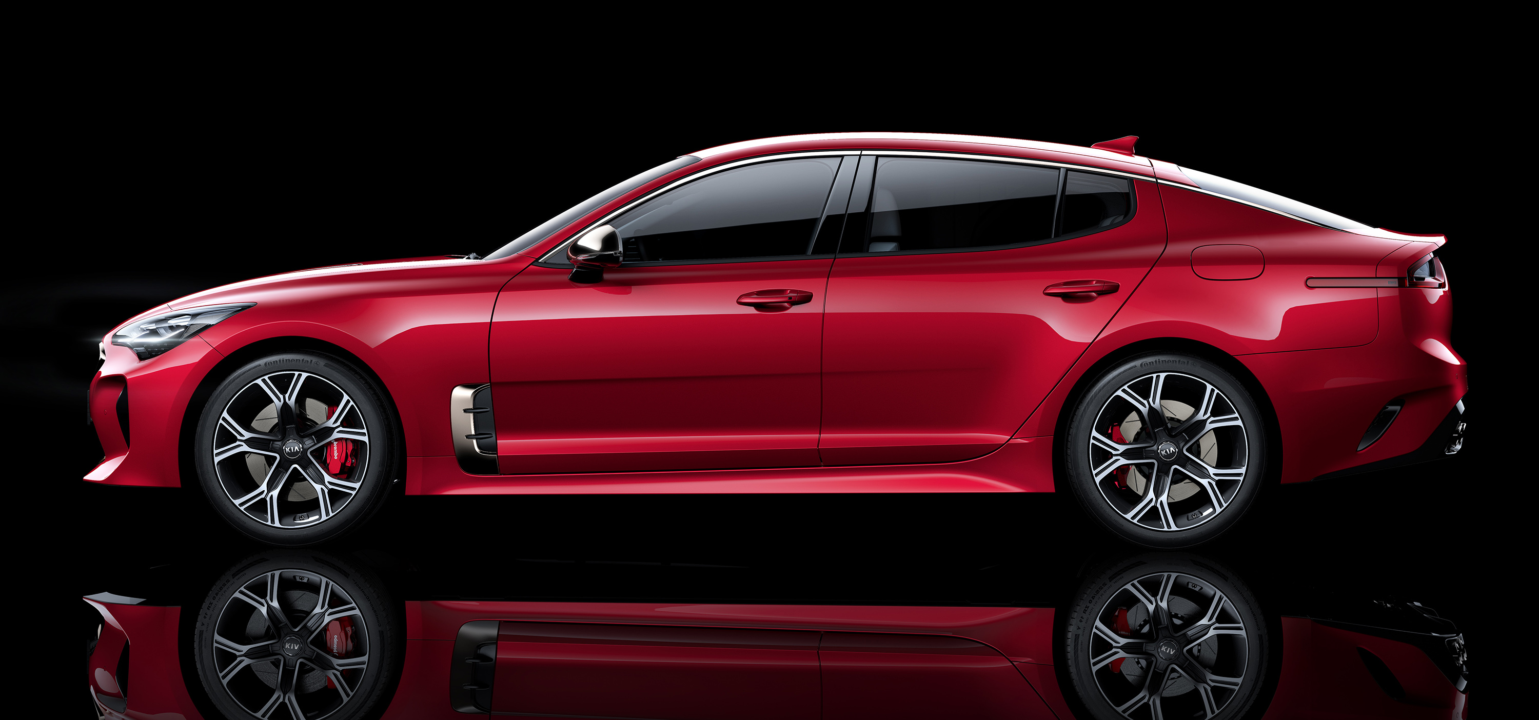 Kia Stinger GT photo 173140